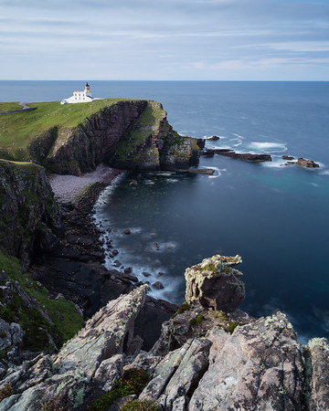 Point of Stoer Lighthouse