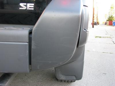 Rear End Collision 01-24-2010