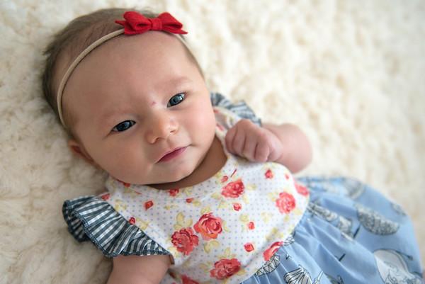 Evie 2 Months