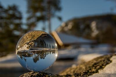 Furuly , Fennefossfjellet