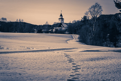 Hornnes kyrkje