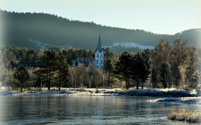 Evje Kirke