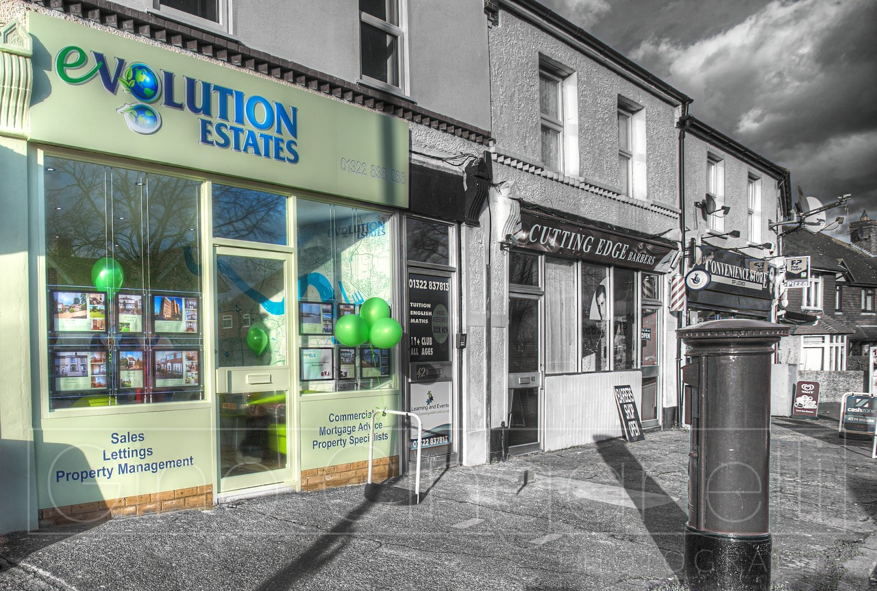 Evolution Estates Launch Party 10th January 2015