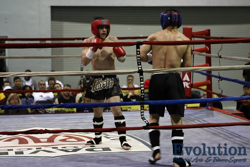 Steven Chin of South Florida Boxing vs. Danny Chavez of FFA