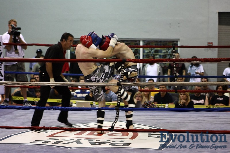 Sergio Rodriguez vs. Steve Degerdon