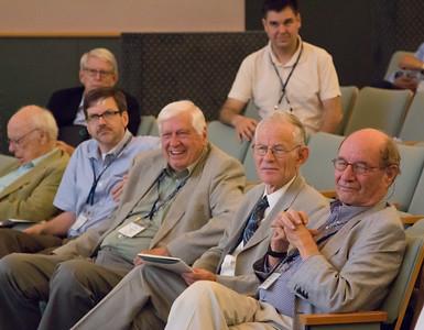 Mark Adams, Ham Smith, George Brownlee, Walter Gilbert