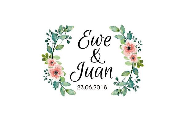 Ewe & Juan - 23 junio 2018