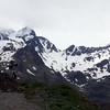 Climbing the Timmelsjoch, Italian-Austrian border