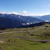 Climbing the Jaufenpass, Italy