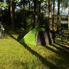 Camp site no. 10 near Vipiteno, Italy