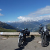 Beautiful landscape @ Jaufenpass, Italy