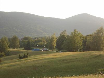 Autokamp Korana, near Plitvicka Jezera, Croatia