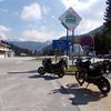 Entering Slovenia part 1, border crossing no. 3
