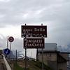 Climbing Passo Sella, Italy