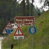 Passo di Mauria, Italy