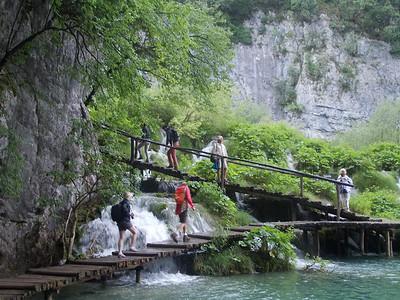Plitvicka Jezera National Park, Croatia