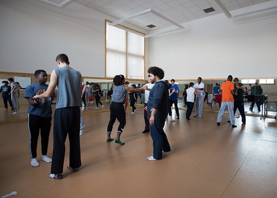 Stress Relief During Exams-Ballroom Dance
