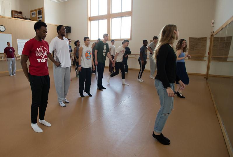Stress Relief During Exams-Ballroom Dance