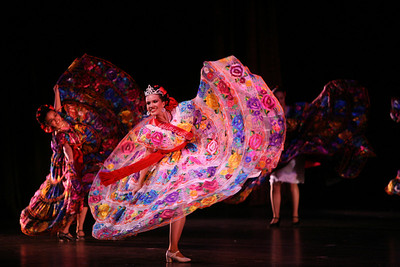 Ra'ces de Mi Tierra perform traditional dances from Chiapas Mexico. The Ethnic Dance Festival began its 1st weekend in celebration of its 30th anniversary at the Palace of Fine Arts Theater in San Francisco.  A total of four weekends which present 36 different ethnic dance ensembles representing cultures from all over the world.  World Arts West whose mission is to promote cultural understanding and to promote a universal appreciation of diverse dance traditions throughout the world presents the event.