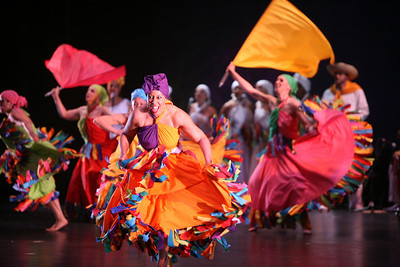 """Cuban folkloric dance troupe, """"Las Que Son"""" dance 3 pieces called, """"Return to Oriente"""" and """"Banda Gag‡"""" The Ethnic Dance Festival began its 1st weekend in celebration of its 30th anniversary at the Palace of Fine Arts Theater in San Francisco.  A total of four weekends which present 36 different ethnic dance ensembles representing cultures from all over the world.  World Arts West whose mission is to promote cultural understanding and to promote a universal appreciation of diverse dance traditions throughout the world presents the event."""