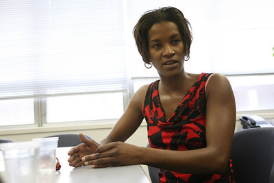 At the Shelter Network in Burlingame, Lotosha Smith sits down for an interview with the Examiner about her experiences as a low income single mother.