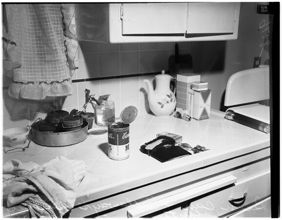Callaway murder, 1951