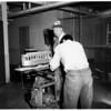 Prison hospital, 1951