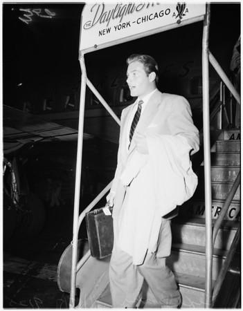 Lex Barker, 1951