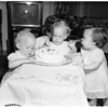 Three incubator babies birthdays, 1951