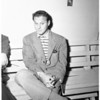 Vagrancy -- lewd charge (Lincoln Heights Jail), 1951