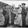 California Cadet Corps awards at Camp San Luis Obispo, 1951