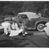 Auto accident -- Sepulveda, 2 miles north of Sunset, 1951