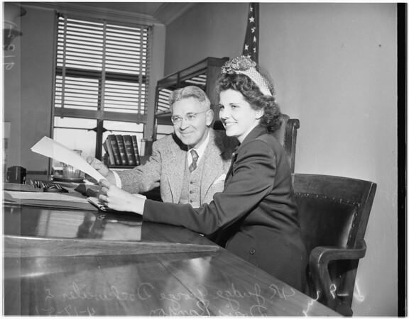 Girls week, 1951