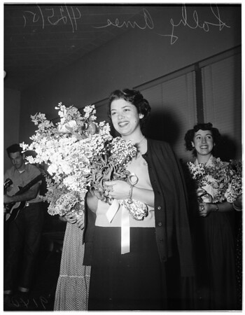 Pierce College Homecoming Week, 1951
