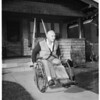 Seifert...wheel chair, 1951