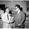 Korean Ambassador (Los Angeles International Airport), 1951