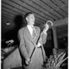 Gem show in Glendale, 1951