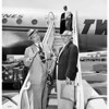Skelton and Fowler to Europe, 1951