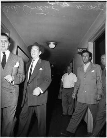 Draft (Dick Contino), 1951