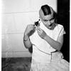 Mohican hair cut (girl), 1951