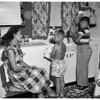 Schmit family, 1951