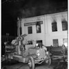 """Fire -- """"Casey the Mailer""""... 3rd and San Pedro, 1951"""
