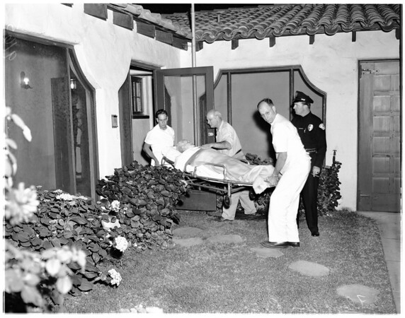 Suicide and attempted murder (San Bernardino), 1951