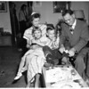Custody battle by grandparents, 1951