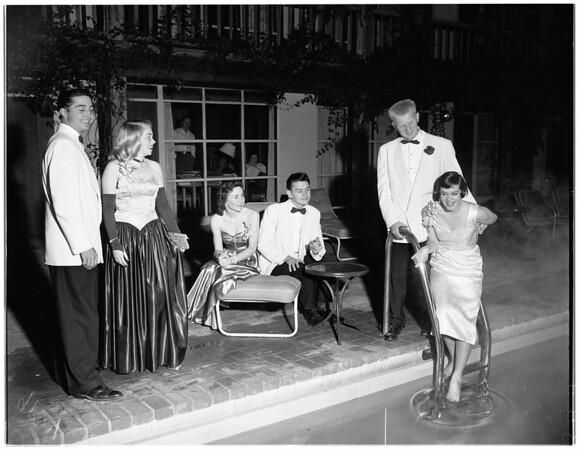 Kappa Sigma Star and Cresent Ball, 1951