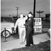 Drunk driving (Main and 92nd Streets), 1951