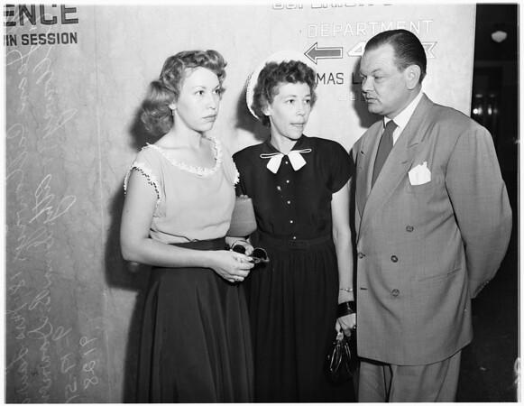 Murder, 1951