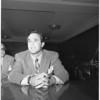 Draft dodger, 1951