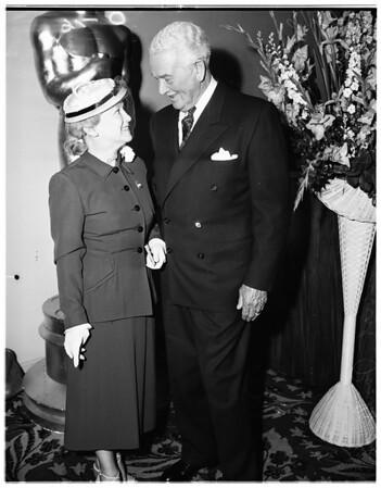 Stars honored, 1951