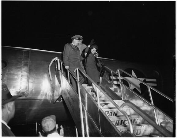 General Douglas MacArthur, 1951